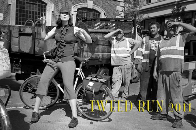 Tweed Run 2011